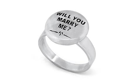 Wilshi Button Ring