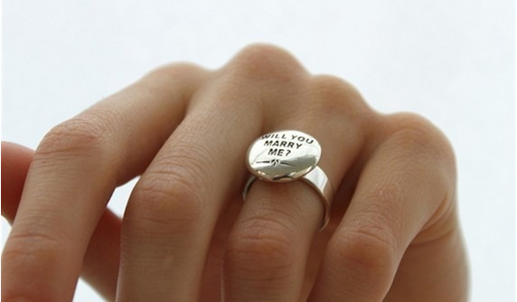 Wilshi™ Button Ring