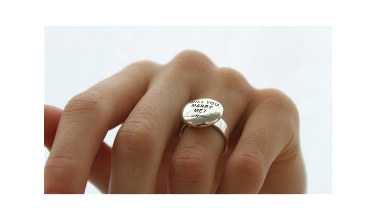 Wilshi™ Button Ring