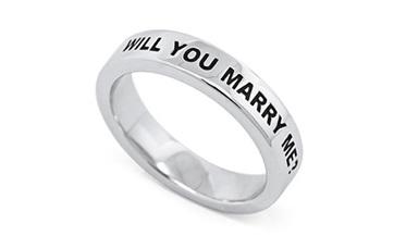 Wilshi Modern Ring