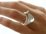 Wilshi™ Shell Ring