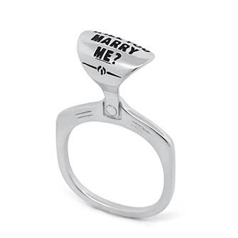 Wilshi™ Tear Tab Ring