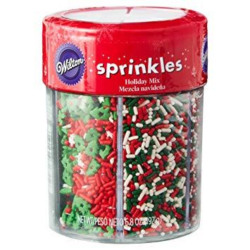 Xmas Sprinkle Mix