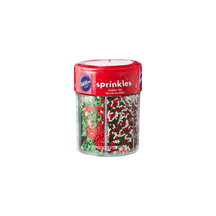 Wilton Xmas Sprinkles Mix