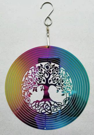 Wind Spinner Tree of Life