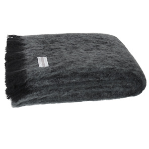 Windermere Mohair Throw Blanket Tui