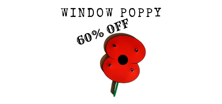 Window Poppy