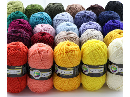 Windsor DK/8PLY  (Countrywide)