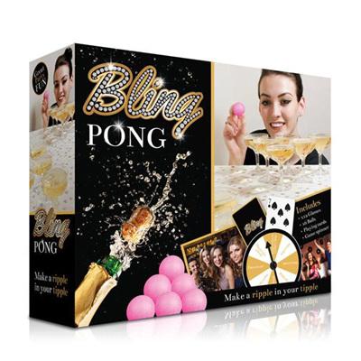 Wine Bling Pong