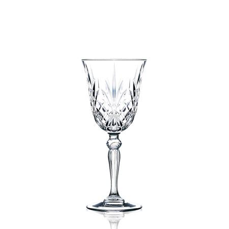 Wine Cut Crystal 270m - RCR Melodia