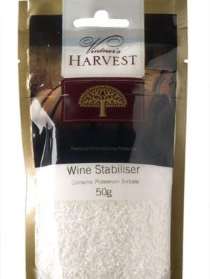 Wine Stabiliser 50g