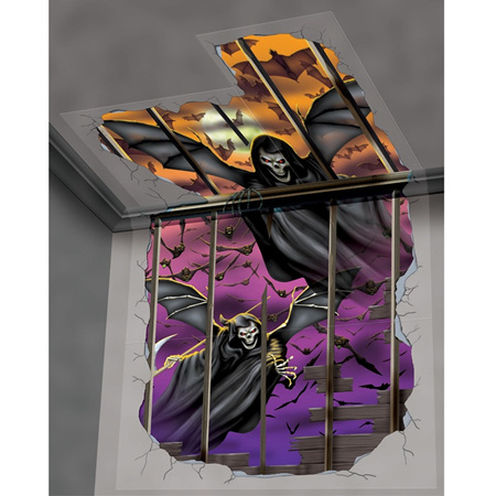 Winged Reaper - Wall Decorating Kit