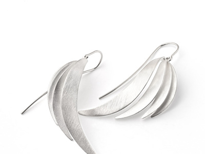 Wings Dangle Earrings