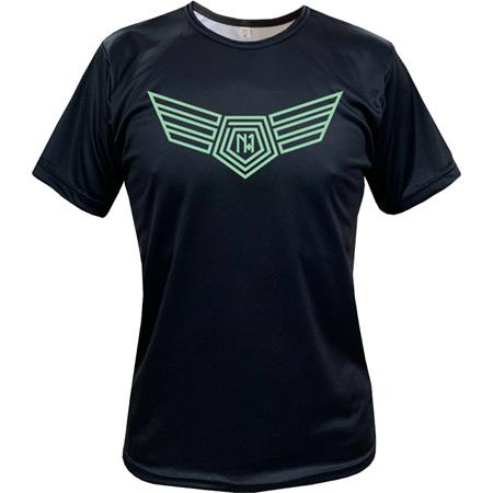 Wings Tee - Black