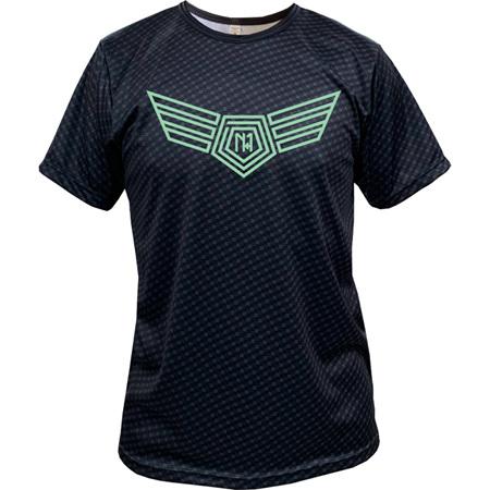 Wings Tee - Carbon