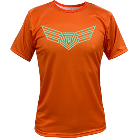 Wings Tee - Orange