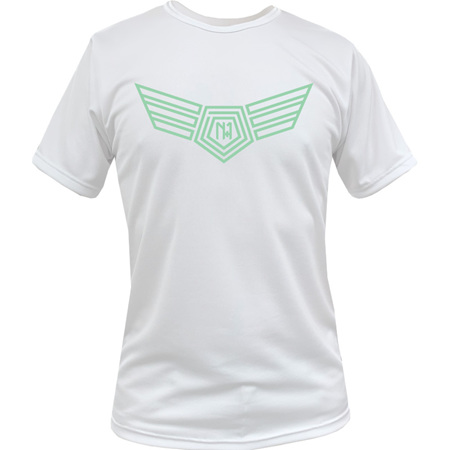 Wings Tee - White