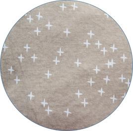 """Wink"" Shroom, GOTS Organic Cotton Knit, 210 gsm"