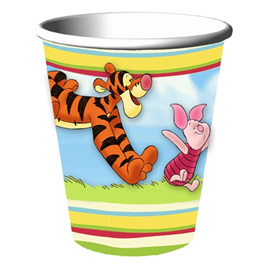 Winnie the Pooh - Party Cups