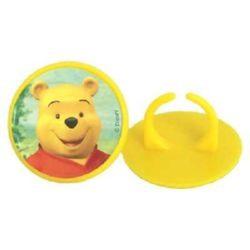 Winnie the Pooh Rings pack of 10