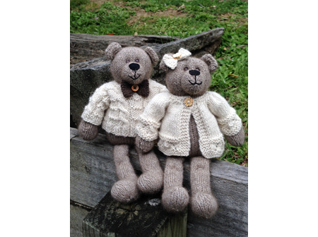Winstone and Clementine Pattern
