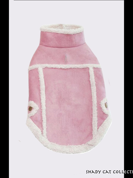 Winter Jackets for Cats - Pink