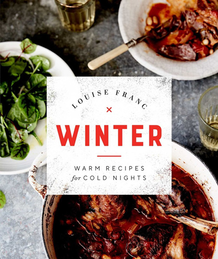 Winter: Warm Recipes for Cold Nights (Paperback)