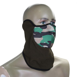 Winter Windproof Camo Mask