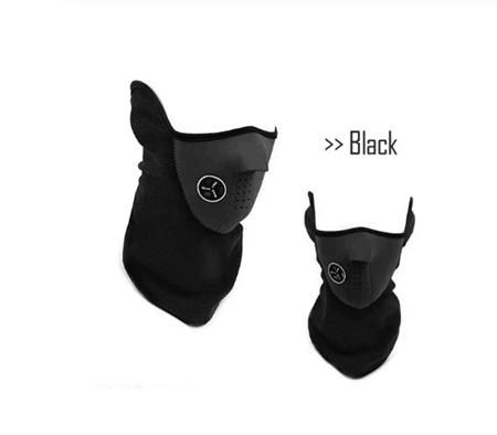 Winter Windproof Mask - BLACK