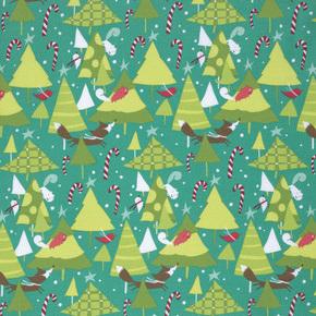 Winter Wonderland - Trees