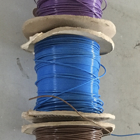 Wire 24 awg PVC