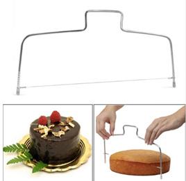 Wire Cake Slicer Tool - Single