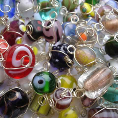 Wired Fancy Bead Mix