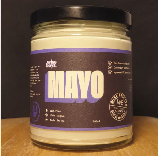 Wise Boys Mayo