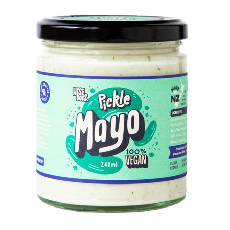 Wise Boys Pickle Mayo