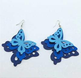 Wishgranter Butterfly Earrings