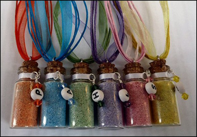 Wishing Sand Necklaces