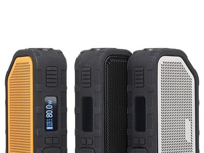 WISMEC ACTIVE 80W BOX MOD - BLUETOOTH SPEAKER