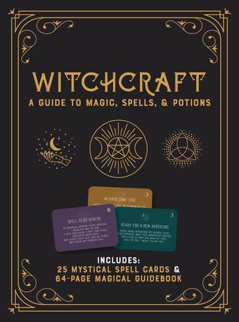 Witchcraft (kit): A Guide to Magic, Spells, & Potions