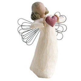 With Love Angel - Willow tree