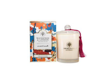 WL CHILLED SANGRIA CANDLE