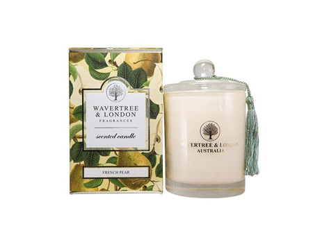 WL FRENCH PEAR CANDLE
