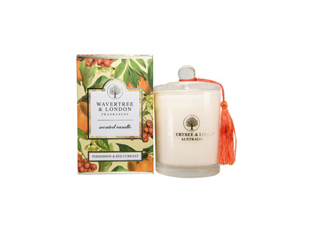 WL PERSIMMON CANDLE