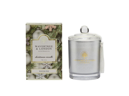 WL WINTER PINE CANDLE