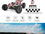 WLTOYS Model 144001 14:1 Scale RC Car Starter Kit