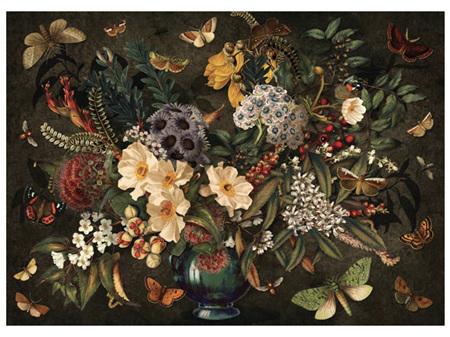 Wolfkamp & Stone Old Master Native Flora & Fauna 1000 Piece Puzzle