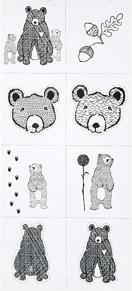 Wolly Bear Panel
