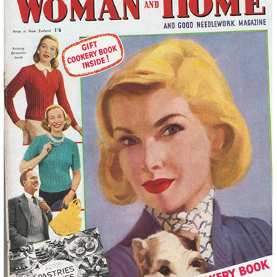 Woman and Home Magazines 1950's