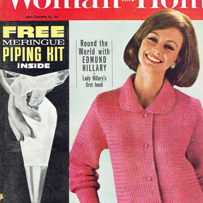 Woman and Home Magazines 1960s