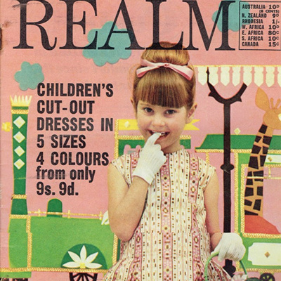 Woman's Realm Magazines 1960s